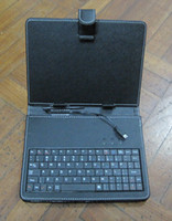 Wholesale 8 Inch Mini USB Keyboard Leather Case Smart Cover Stand Bag Stylus Pen for Inch Tablet PC