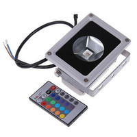 10W multi- colors LED Landscape Lighting Waterproof RGB outdo...