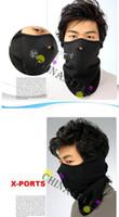 Wholesale ski snowboard bike motorcycle Unisex face mask neck warm sports mask