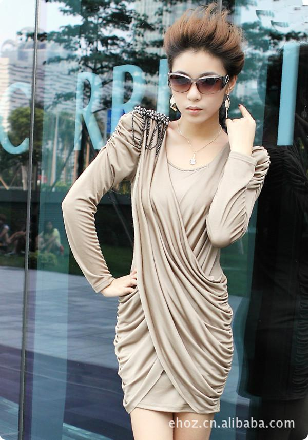 Mature Ladies' Clothes Lady Dress Women party Dress Beautiful Evening