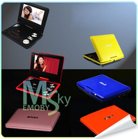Wholesale 7 inch LCD Screen for Portable Multimedia DVD TV Players Analog TV Games DVD Sample New arrival