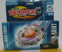 Wholesale Brand New Beyblade spin top toy beyblade metal fusion Mixed batch