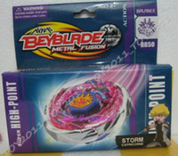 Wholesale Cool Beyblade Beyblade spin top toy beyblade metal fusion Mixed batch