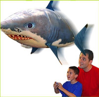 air swimmer - 36pcs Air Swimmers Flying Shark Air Swimmer Flying Fish Shark Clownfish Extreme Model Radio Contral