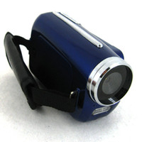 Wholesale 1 TFT LCD Digital Video Camera Camcorder x Zoom with LED Flash Light DV139