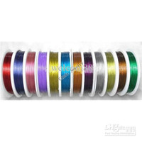 Wholesale Rolls Stainless Steel Wire For DIY Craft Jewelry WI36