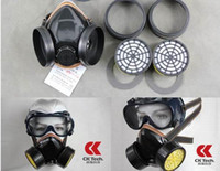 Wholesale Two piece cans of spray paint mask gas mask gas mask gas mask smoke mask anti anti odor of formaldeh