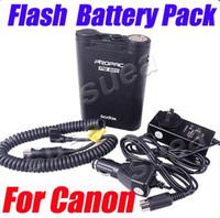 Wholesale 2pcs PB820 Flash Power Battery Pack Canon EX II EX EZ EZ EX