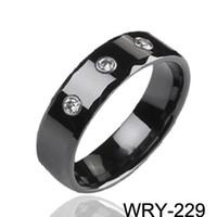mens diamond ring - Diamond rings Black TUNGSTEN RINGS mens weddding ring FASHIONABLE JEWELRY RINGS mm
