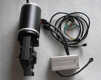 Wholesale golf trolley motor and controller VDC W RPM with CE used at electric and remote golf trolley