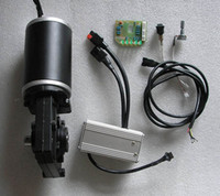 Wholesale golf trolley parts motor and controller VDC W RPM with CE wires