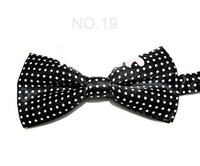 Wholesale men bow tie mix colors CM new necktie