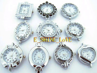 Wholesale Mixed Styles Quartz Silver Watches Faces wmix1