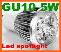 Wholesale NEW GU10 W LED Bulb Power Spot Light Warm White V Energy Saving V Lamp amp E27 MR16 E14