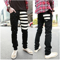 Wholesale Brand New fashion men s slim jeans Men s Jeans trousers MEN S JEANS W28 W33 K220 F68