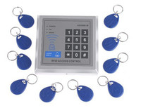 Wholesale RFID Proximity Entry Door Lock Access Control System with Key Fobs Retail Dropshipping S363