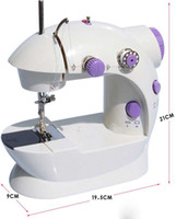 Wholesale Fedex New Arrival Mini Handy Sartorius Sewing Machine Singer Stitch Sew Quick Hand Held Sewing