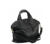 Wholesale Fashion classic Nightingale bag in pu black vintage women s shoulder bags handbags