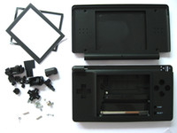 Wholesale Christmas Housing Case Shell come with hinge for the NDS Lite NDSL console