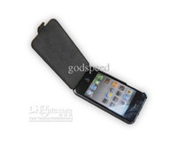 Wholesale Leather Case Full Cover Electroplating Skin Case Metal Fame for iphone4S Accessories XMAS L