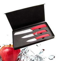 Wholesale kitchen ceramic knife set set from Dhgate authorized member Gift boxes
