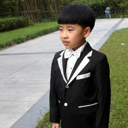 Wholesale 2011 Boy dress flower girl flower girl dress children s clothing suits Male flower child dress