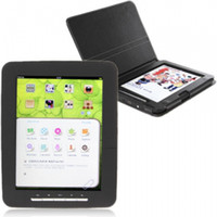 Wholesale New GB inch LCD Touch Screen HD Video Game Audio Player Black e Book Reader with Leather Protec