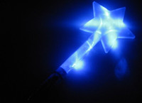 Wholesale Promotion Live large sticks Flash stick light stick five pointed star rod bar shake