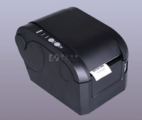 Wholesale black usb port GP Barcode Printer thermal barcode printer laber printer bar code printer