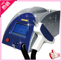 Wholesale Q Switch Laser Tattoo Removal Machines Yag Tattoo Remover Hot Sell