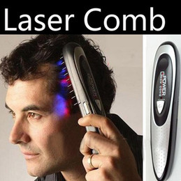 Wholesale Power Grow Laser Comb therapy Hair Comb Treatment Power Grow Comb Massage Comb