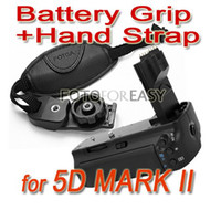 Wholesale Battery Grip Hand Strap for Canon EOS D Mark II BG E6