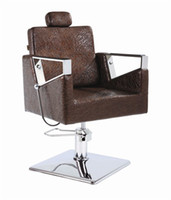 Wholesale Barber chair and equipment adjustment back salon beautry chairs styling chair