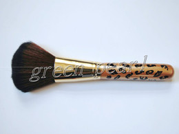 Wholesale China brand leopard Powder Blush brush NEW