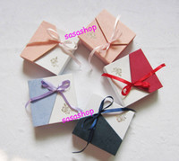 Wholesale 60PCS Beaitiful Color Paper Gift Box For Jewelry Package box for bracelet bangle