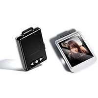 Wholesale 1 quot inch Digital USB KEY Chain Photo Picture Frame Silver Color Brand New and Fast Shipping