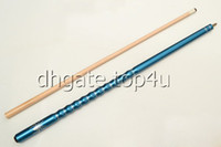 Maple pool cues - 2pcs jointed cue pool cue Maple pool cue Pool colour cue Ball cue58 tip mm