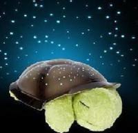 nouveaux 10pcs [ best-seller de Cloud B du monde ] les étoiles magiques dorment petite tortue Star Night Lumière