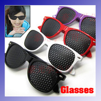 Unisex Eyesight Vision Improve Pinhole Glasses Eyes Exercise...