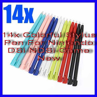 Wholesale 14x Colorful Stylus Pen For Nintendo DSi NDSi Game New