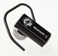 Universal   In-Ear Bluetooth V2.0 Wireless Handsfree Headset F bluetooth headphones Black