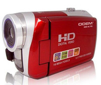 Wholesale HD A70 Camcorders quot TFT HD Digital Video DV Camera Touch Rotation LCD MP X the latest