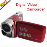 Wholesale HD A70 Camcorders quot TFT HD Digital Video DV Camera Touch Rotation LCD MP X crazy sale