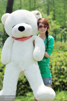 Wholesale 120CM GIANT HUGE BIG SOFT PLUSH SLEEPY TEDDY BEAR