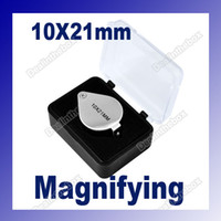 Wholesale 10x mm Jewelers Eye Loupe Magnifier Magnifying glass