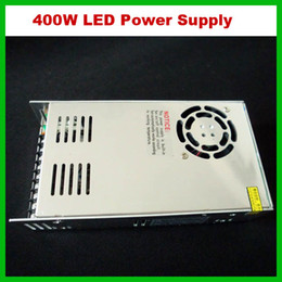 33.3A 12V 400W Nonwaterproof Metal Switching LED Power Supply for 3528 5050 Flexible LED Strip Light