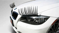 Wholesale Car Accessories D Car Logo Sticker Car D Eyelash Eyelashes Gifts pair pair