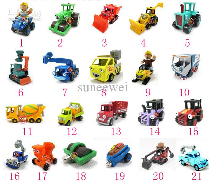 Bob The Builder Names Of All Characters | Search Results | Calendar ...