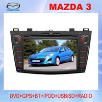 Wholesale Car DVD GPS for Mazda with Navigation Auto Radio TV Bluetooth iPOD