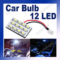 Wholesale SMD LED Car Interior Dome Light Bulb Lamp WHITE V Pure white SMD LED s